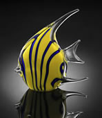 Angel Fish, Yellow