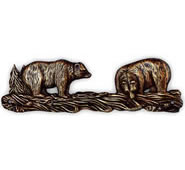 Bear Pair Key Hook