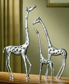 Giraffe Family, Set of 3