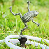 Dancing Frog Hose Guard