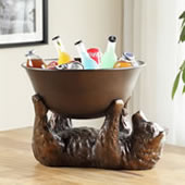 Bear Beverage Tub