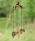Octopus and Seashell Wind Chime
