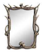 Antler Wall Mirror