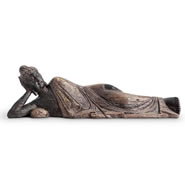 Lying Buddha Figure