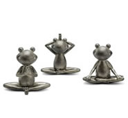 Junior Yoga Frogs Set of 3