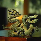 Dragon of the West Wind