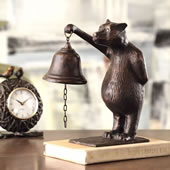 Bear Table Bell
