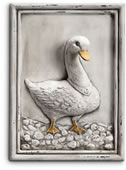 Daring Duck Wall Art