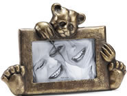 Bear Cub Picture Frame