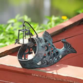 Angler Fish Candleholder / Tealight Holder