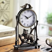 Bear on Branch Table Clock