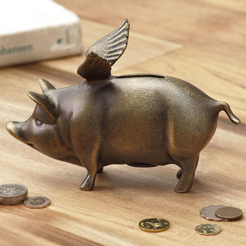 Winged Wonder Piggy Bank Spi San Pacific International