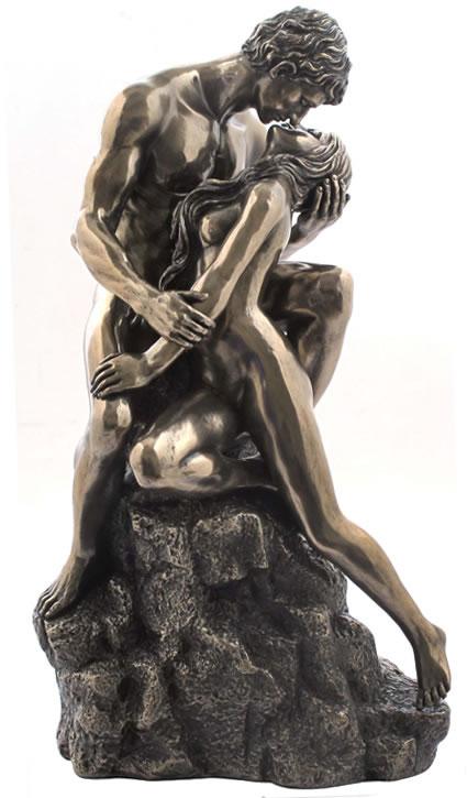 The lovers sculpture couples sculptures statues