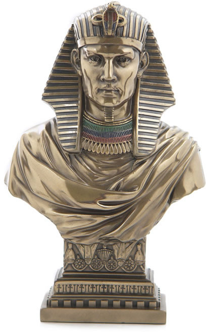 Egyptian Pharaoh Bust