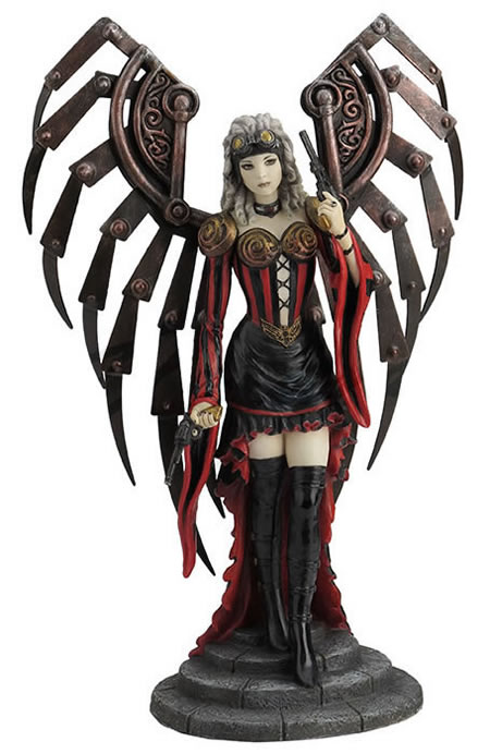 Avenger Steampunk Angel Statue
