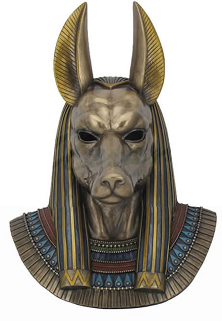 Anubis: God of the Dead