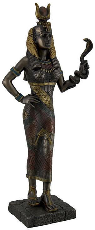 Hathor Egyptian Goddess Of Love Sculpture Stu Home