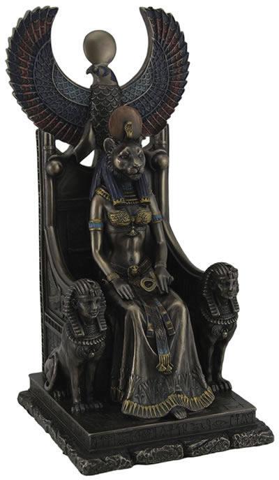 Sekhmet Egyptian Goddess Of War Sculpture Stu Home