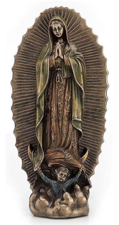 Virgin Of Guadalupe Statue