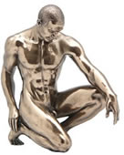 Virility- Male Nude Sculpture