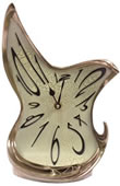 Art Nouveau Melting Clock I