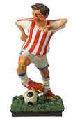 The Football (Soccer) Player Statue, Large