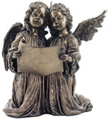 Singing Angels Statue