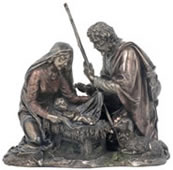 Holy Family Nativity Statue