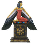 Egyptian Isis Clock