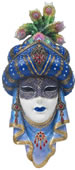 Arabian Mask Wall Plaque