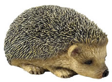 Hedgehog Baby Figurine