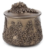 Erodium Chrysanthemum Trinket Box