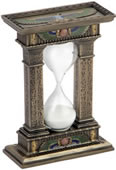 Egyptian Gate Sand Timer