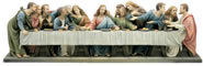 The Last Supper (Leonardo Da Vinci) Sculpture