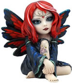 Cosplay Kids Figurine- Tattooed Fairy