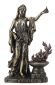 Hestia - Greek Goddess Statue