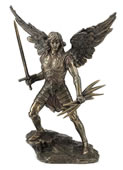 Archangel - Saint Remiel Statue