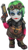 Cosplay Kids Figurine- Steampunk Kid With A Revolver