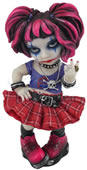 Cosplay Kids Figurine- Punk Girl