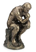 The Thinker Statue- 18.9 Inch