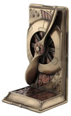 Steampunk Propeller Bookend (sold individually)