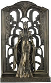 Egyptian Queen Art Deco Style Sculpture