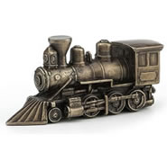 Train Engine Figurine