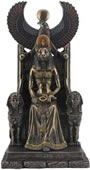 Sekhmet Egyptian Goddess of War Sculpture