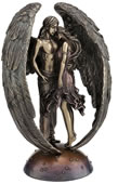 Guardian Angel Statue by Selina French