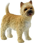 Cairn Terrier Dog Figurine