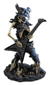 Play Dead Guitar Player Statue