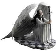 The Blessing- Gothic Angel Statue