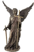 Zadkiel - Archangel Of Mercy Statue