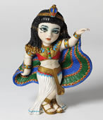 Cosplay Kids - Cleopatra Statue